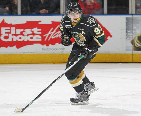 Former Don Mills Flyer and current London Knight, Mitch Marner, could be the Ontario boy the Maple Leafs and Mike Babcock are looking for.