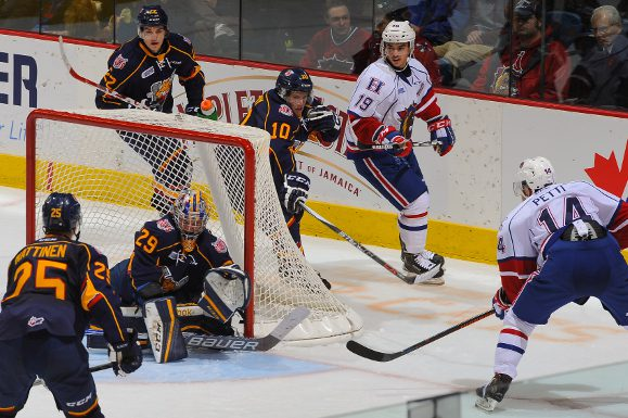 Ohl Hockey Barrie Colts