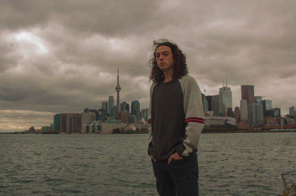 Daniel Byrne (Buster Brown) has made it his dream to come to Toronto.