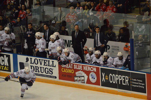 Oshawa Generals tough loss at home to the London Knights, learn a very valuable lesson.