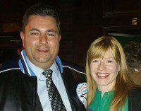 Dan Harris and Laura Casselman