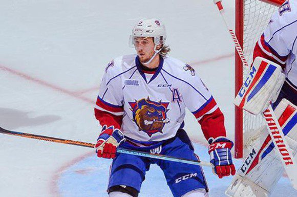 The Hamilton Bulldogs will need their young players to step up in captain Justin Lemcke's absence.