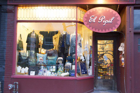 El Pipil located at 267 Danforth Ave.