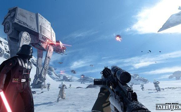 Star Wars: Battlefront is touted as one of the most exciting Starwars games to date.