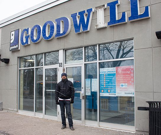 East York resident Raj Khan has idea for keeping needed store open.