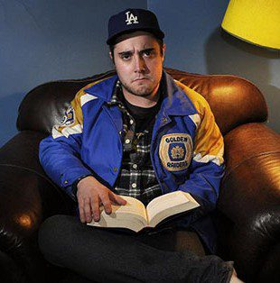 East York comedian Ian Fergus is getting more opportunities thanks to the falling loonie.