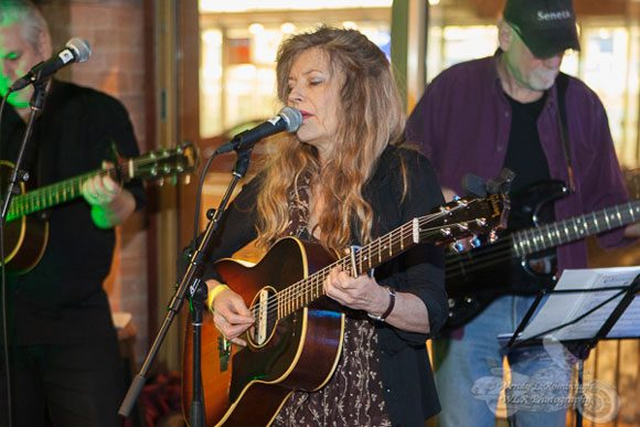 Isabel Fryszberg performing at Winterfolk 2015. She's part of the Healing in Song event this year.