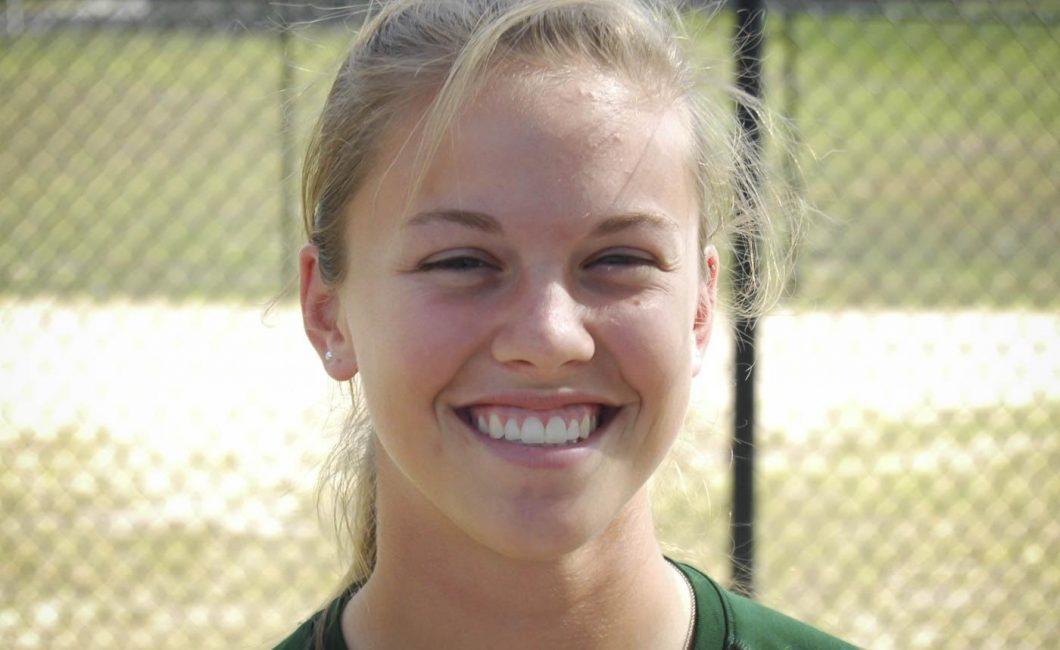 University of South Florida infielder Lindsey Devitt is looking to make an impact as a freshman