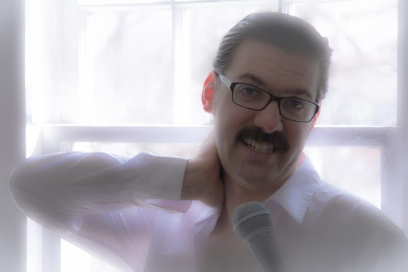 Don't miss Isaac Winter as Marty Topps at the 11th annual TO Sketch Comedy Festival