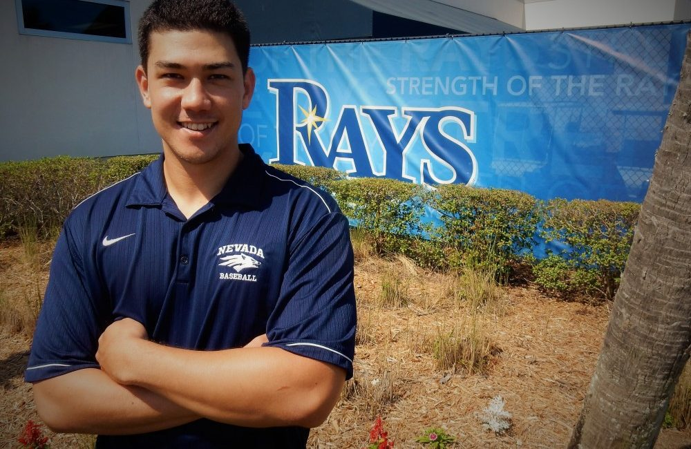 Kewby Momoru Ikaika Meyer went to his first Cal Ripken World Series in 2004 and was one game short of the championship.