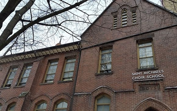An anomaly: St. Michael's Choir School, a semi-private boys school in Toronto's downtown core, is the number one school in the province. Only a handful of Toronto high schools enhanced student performance. The majority scored below the provincial average.