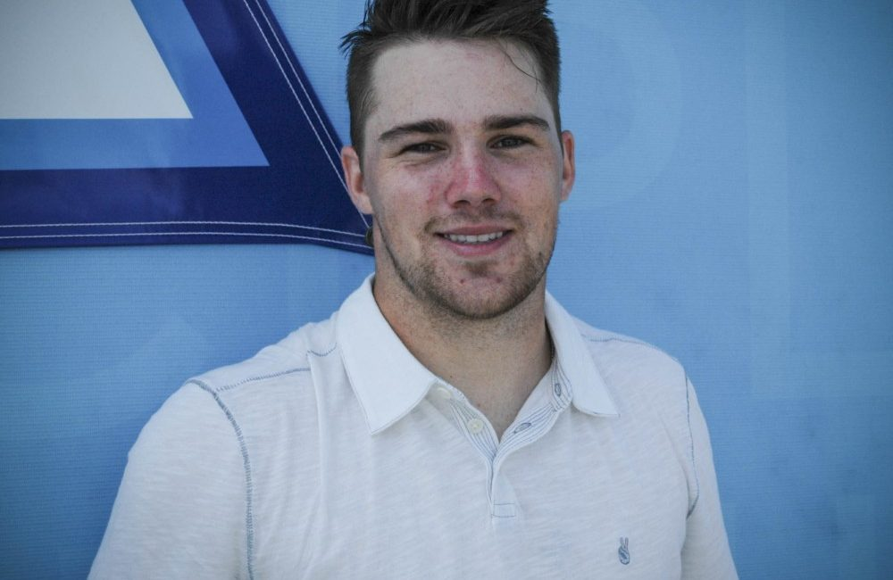 Tampa Bay Rays Brett Sullivan is excited to enter his first full season as a catcher.