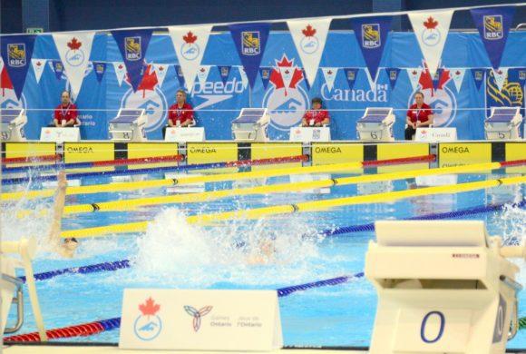 2016 Canadian Paralympic Swim Trials Final - Men's 100M Backstroke