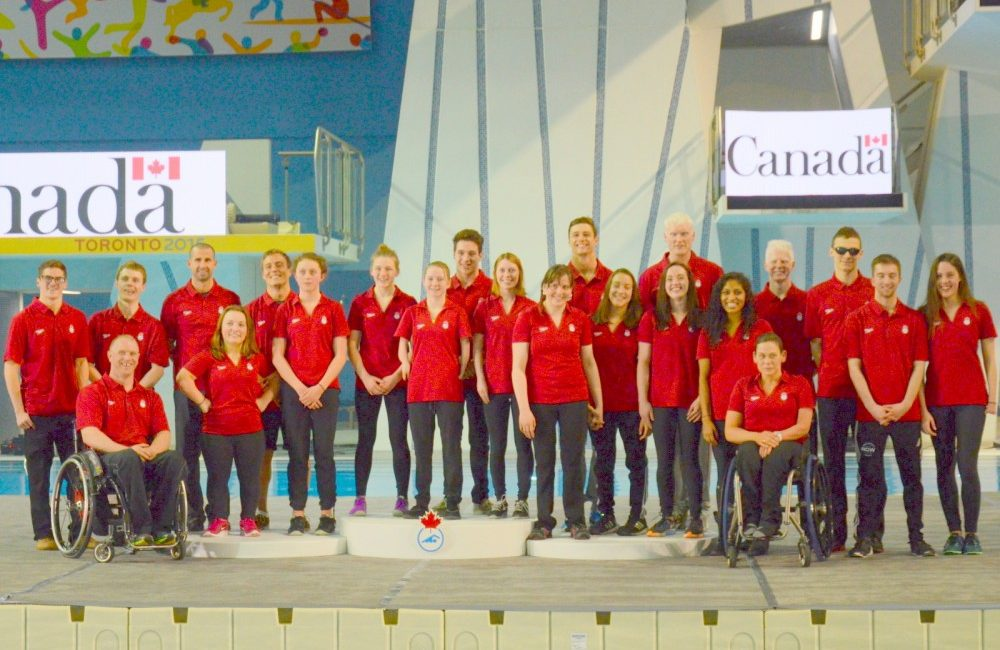 Canada's 2016 Paralympic Swim Team is ready for Rio