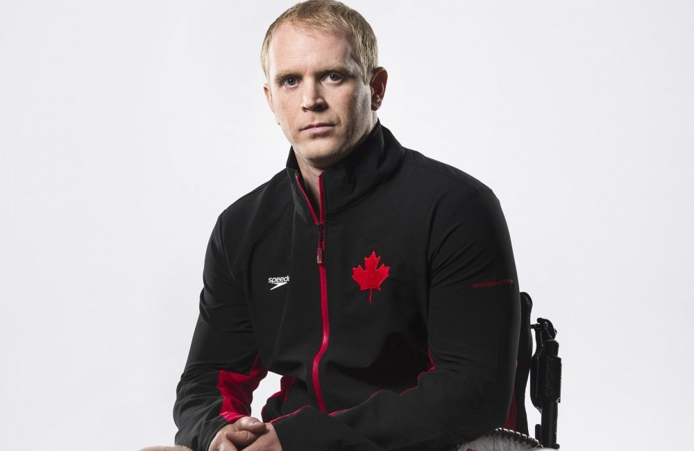 Jonathan Dieleman is ready to take on Rio after breaking a Canadian record.