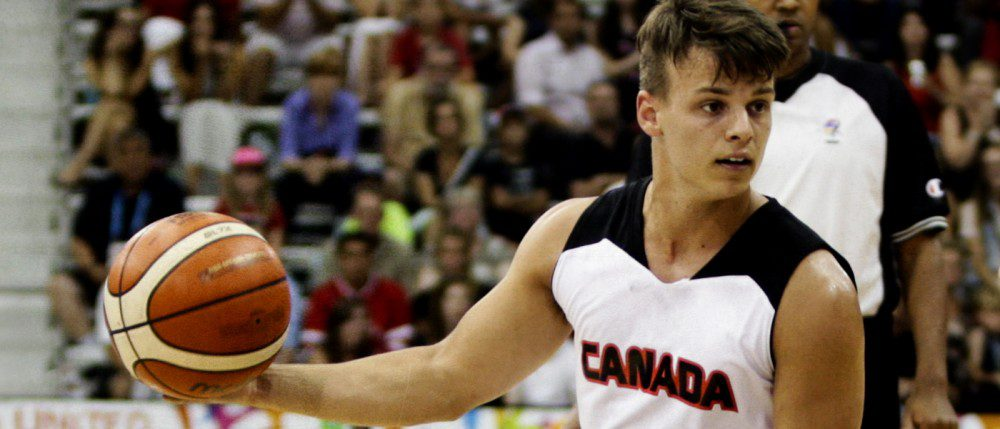 Wheelchair basketball star Nik Goncin is primed to lead Canada to gold in Rio this September.