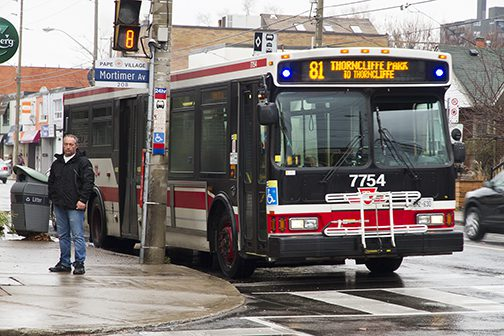 Normal transit services will not change after the recent budget cuts, the TTC says.