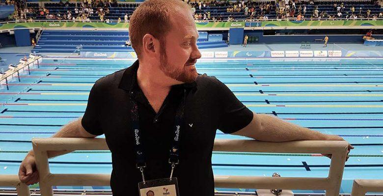 Callum Ferguson in Rio