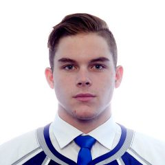 Darian Pilon scored two goals seconds apart to bring Sudbury back into the game.