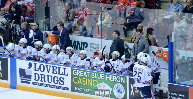 The Generals put their foot on the gas and never looked back as they scored 6 against the  OHL's best team.