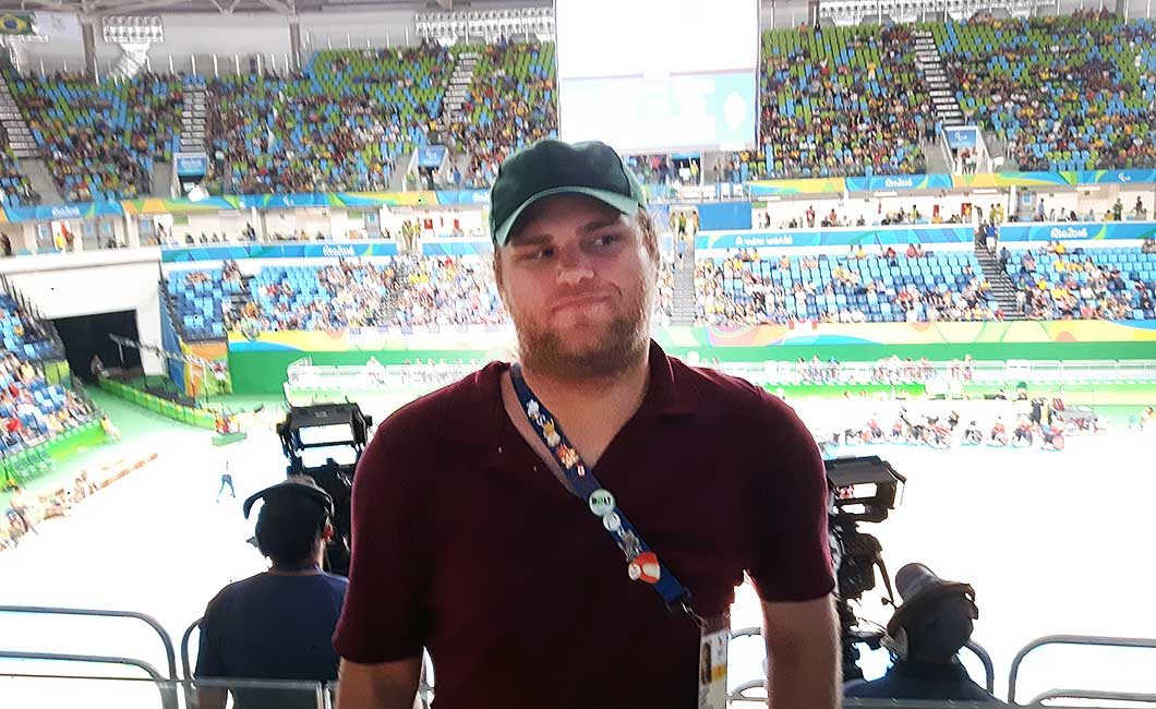 Ryan Andrews in Rio