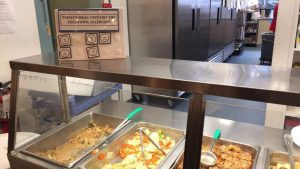 Meals plans provided by students