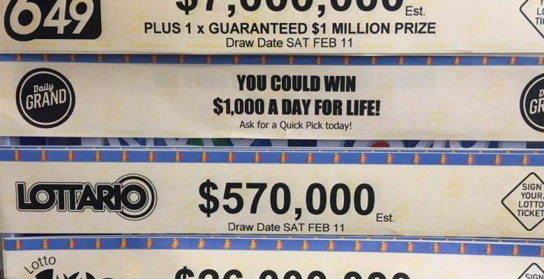 Toronto Lottery