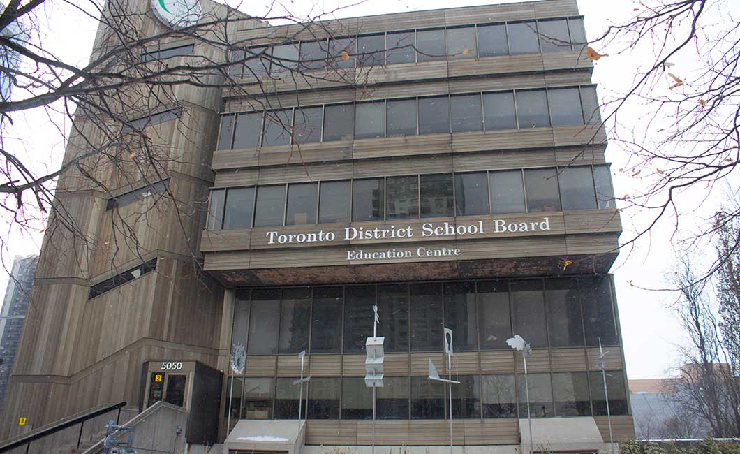 Image result for TORONTO DISTRICT SCHOOL BOARD (TDSB)