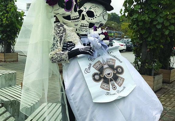 skull couple