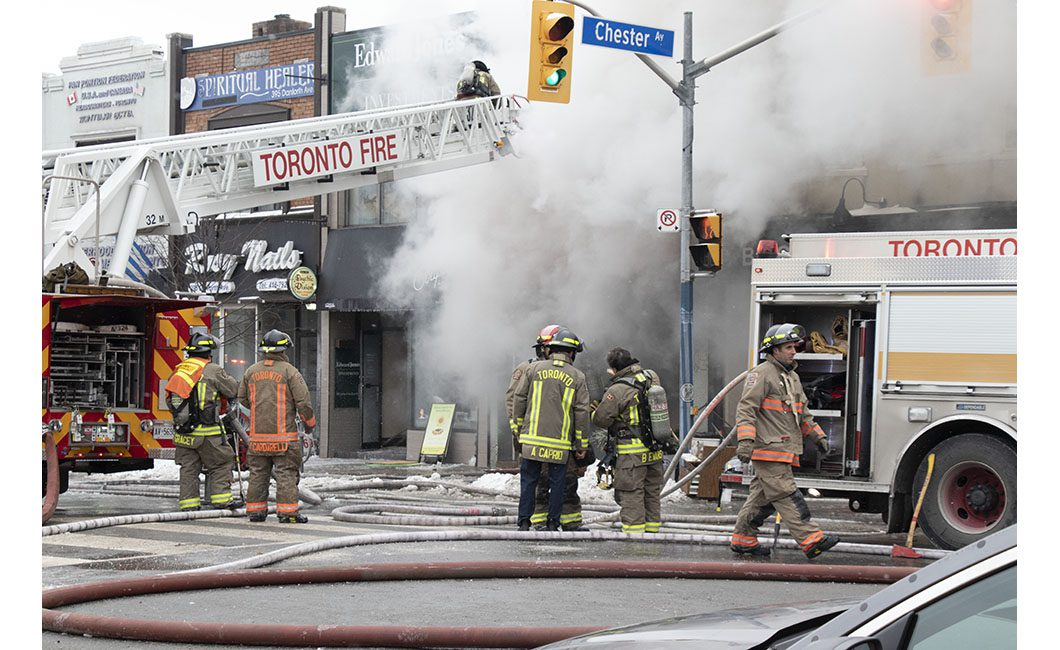 Toronto Fire Services Archives | The Toronto Observer