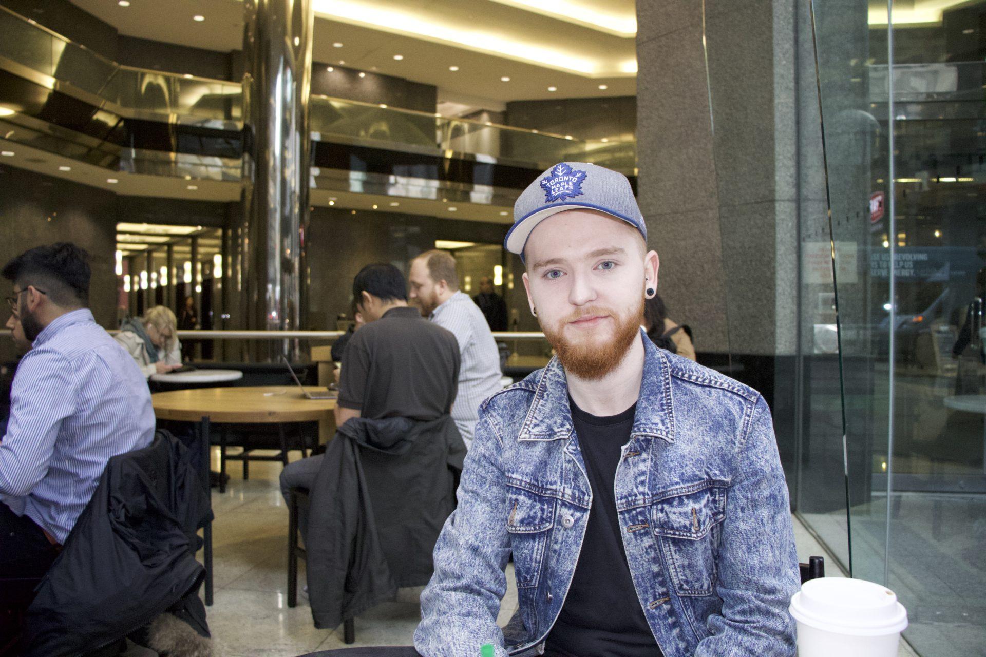 X Factor UK' singer gets fresh start in Toronto | The