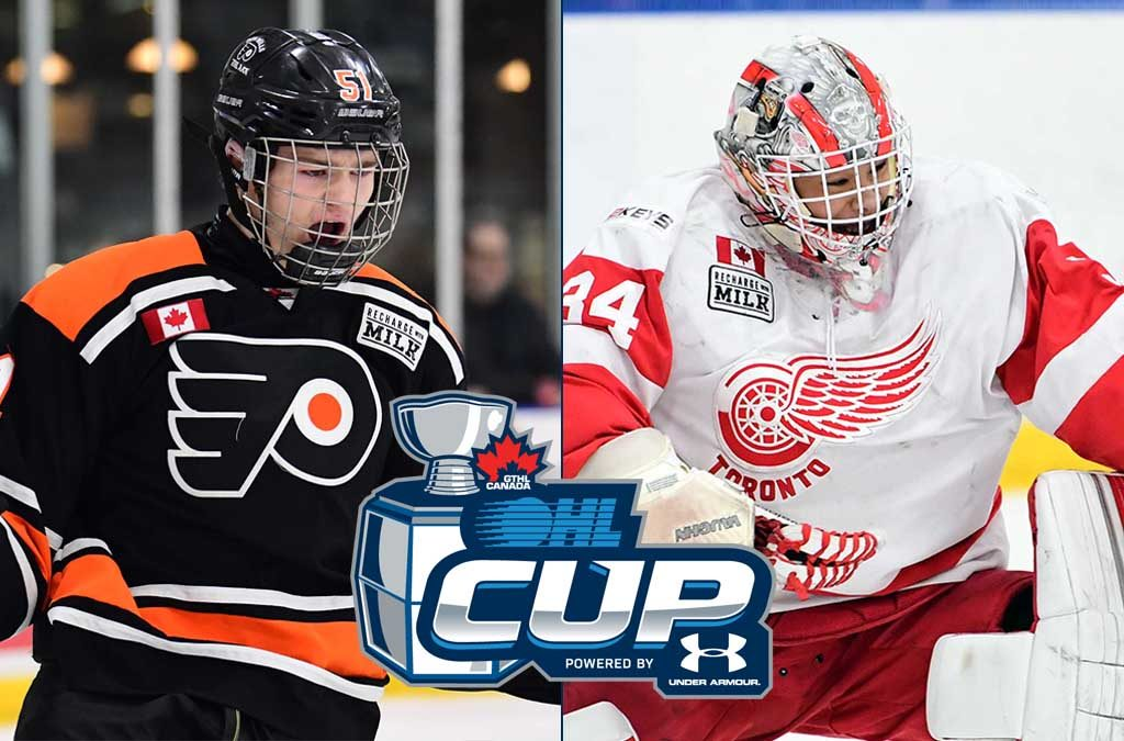 Don Mills beats Toronto Red Wings 6-5 in OT for OHL Cup