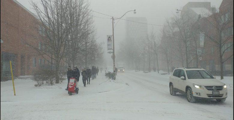 universitty snowbound