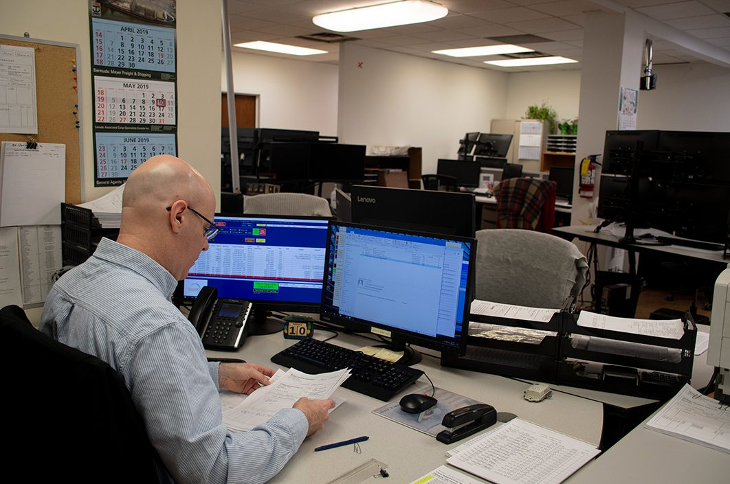 Truck dispatchers: the hidden gems of the supply chain | The Toronto  Observer